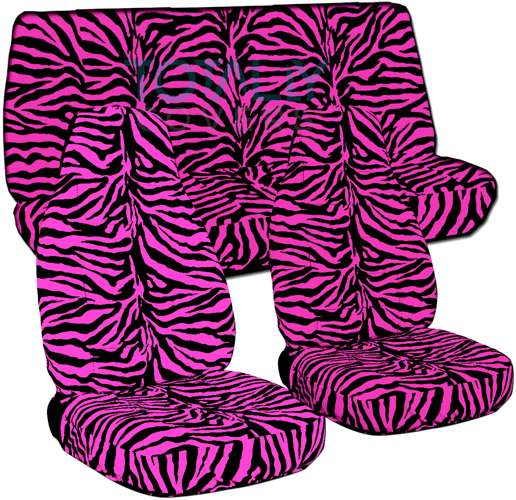 Zebra Print Car Seat Covers Uk
