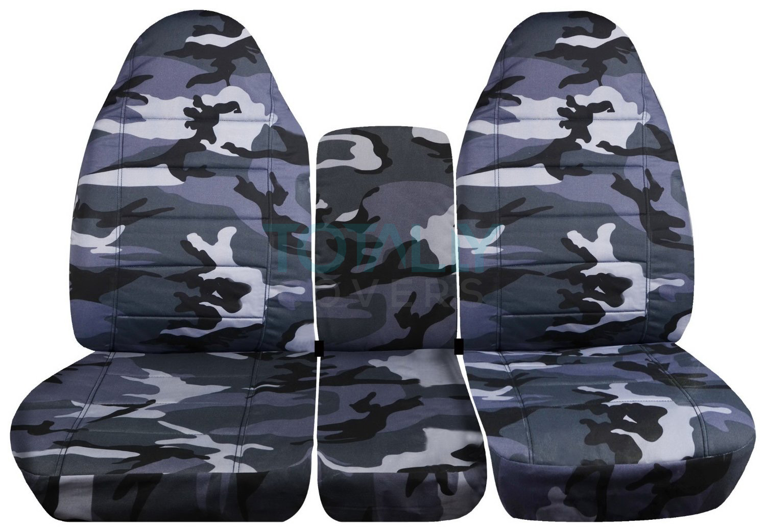 1994 2002 Dodge Ram 40 20 40 Camo Truck Seat Covers