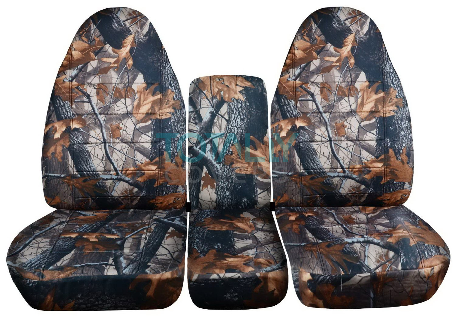 seat 40 dodge ram covers camo 1994 2002 tree real ford bench truck gray console split series 1993 1998 armrest