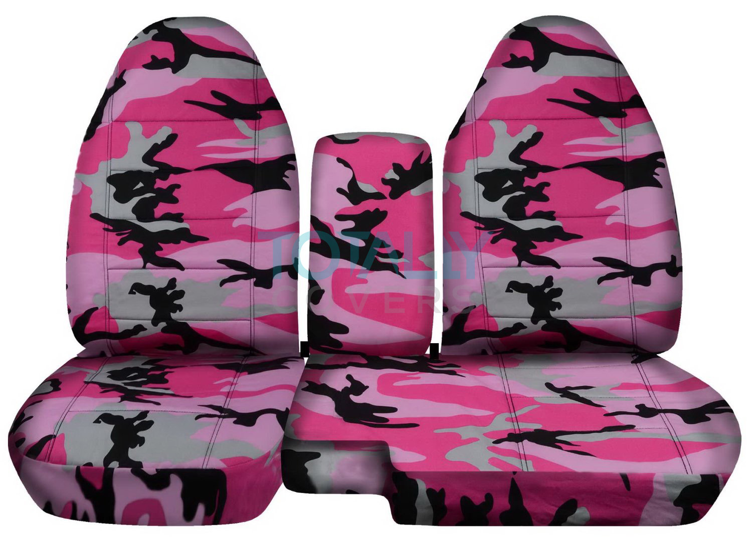 Pink Camo Seat Covers Ford Ranger