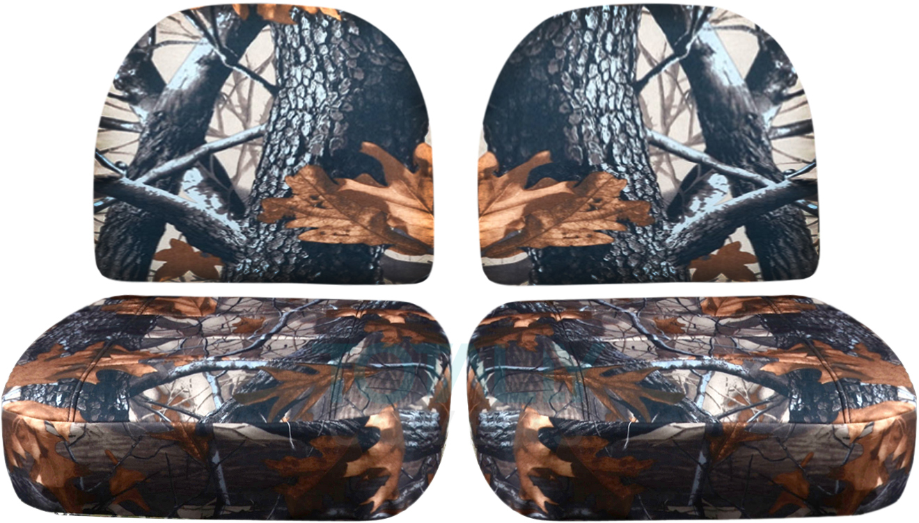 Ford Ranger Camouflage Jump Seat Covers Tree Hunting
