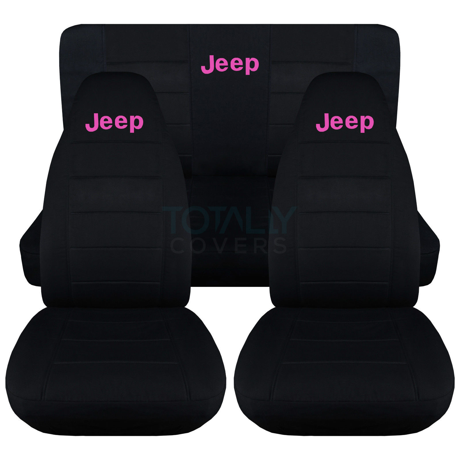 cover black jk bestop front seat shipping jeep covers free wrangler bes