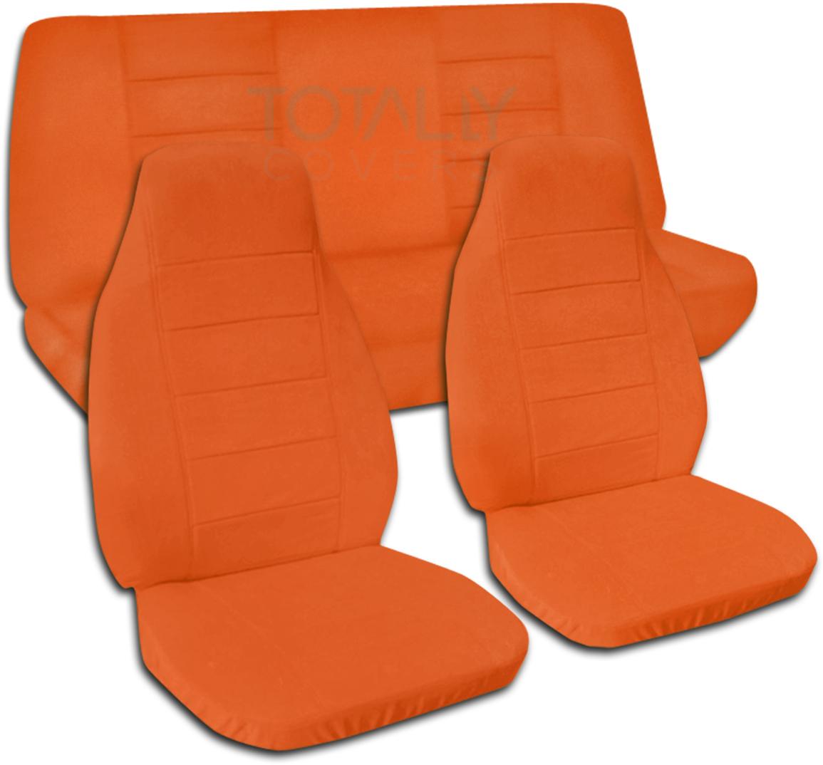 orange jeep seat covers velcromag. Black Bedroom Furniture Sets. Home Design Ideas