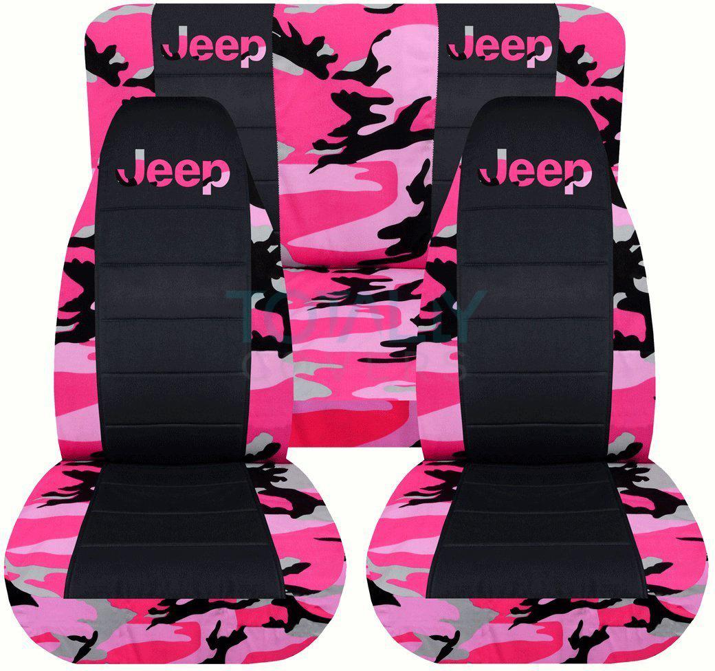 jeep wrangler jk seat covers car interior design. Black Bedroom Furniture Sets. Home Design Ideas