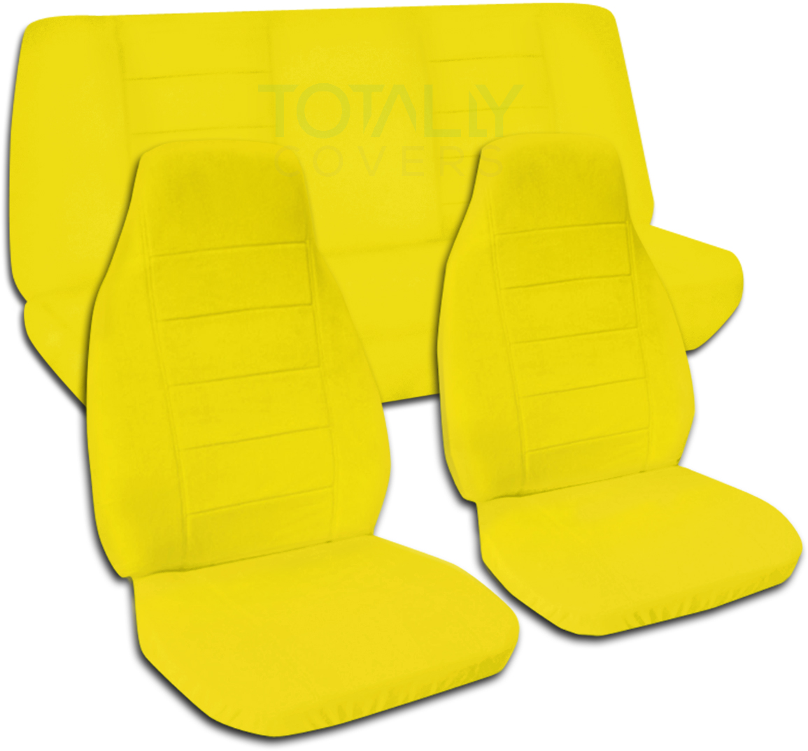 Jeep Wrangler Yj Tj Jk 1987 2017 Solid Color Seat Covers