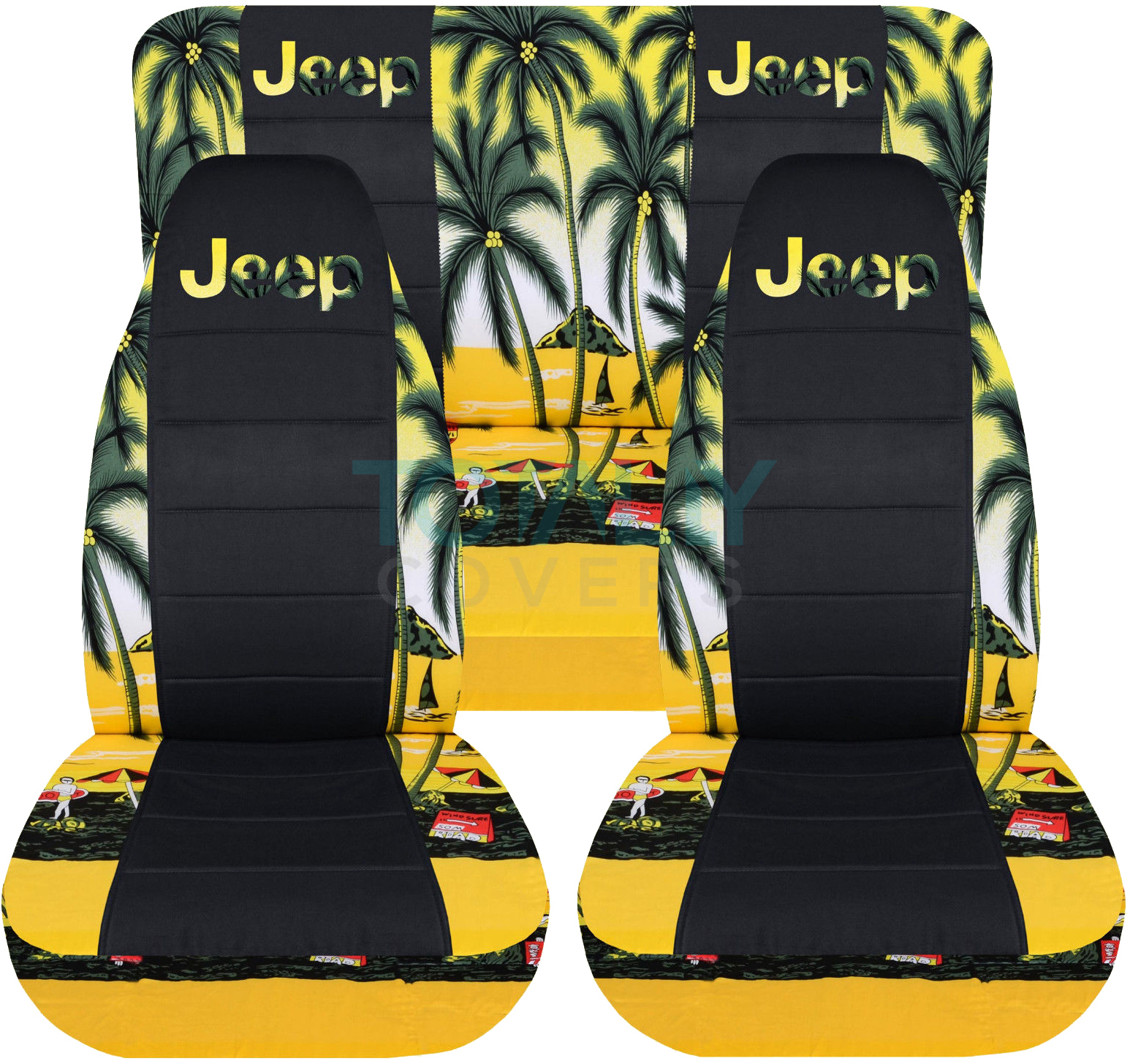 yellow w wheel wrangler rests steering yw scfc itm covers jeep black seat for pads head belt