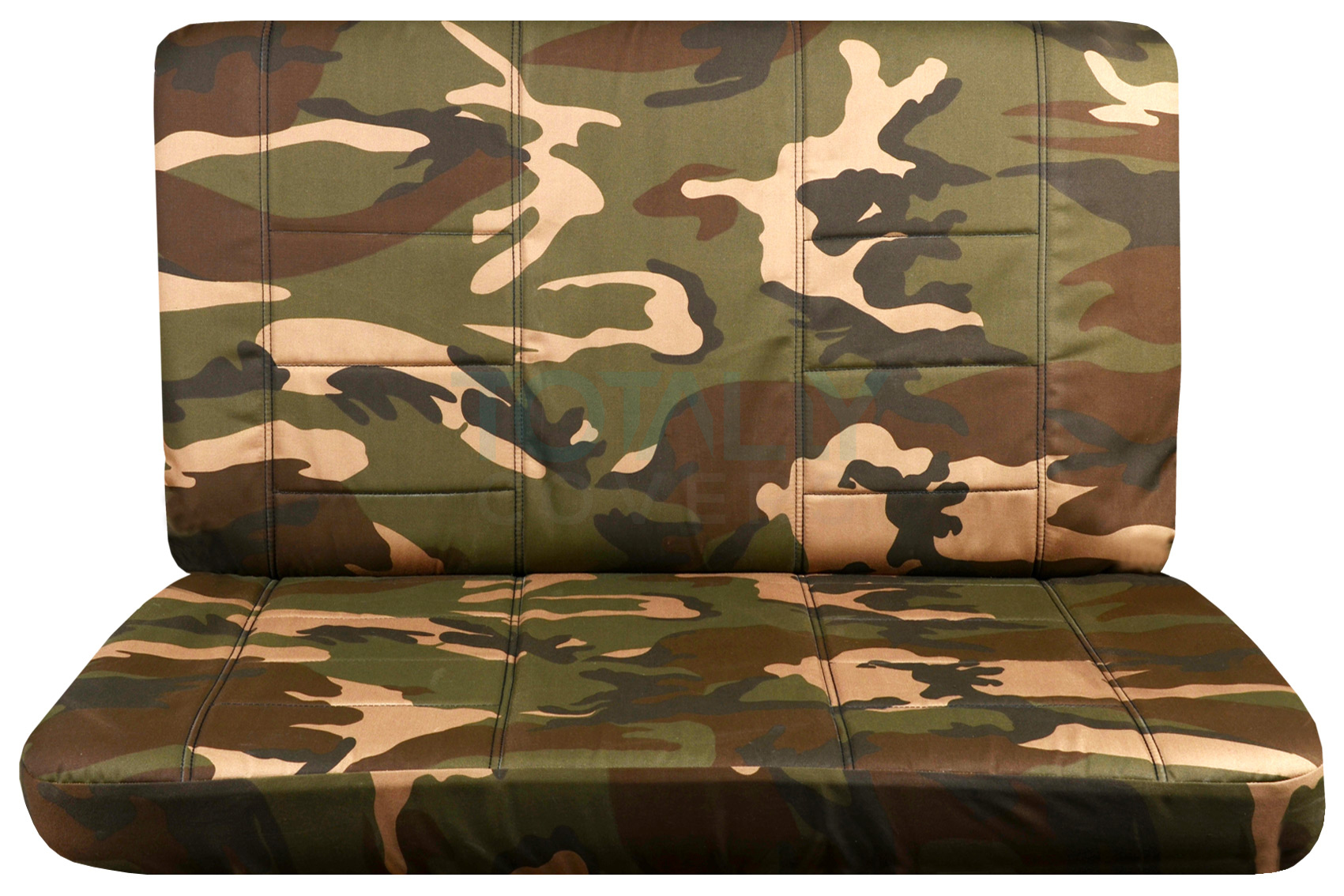 Car Bench Seat Covers >> Camouflage Bench Seat Covers for Car/Truck/Van/SUV 60/40 ...