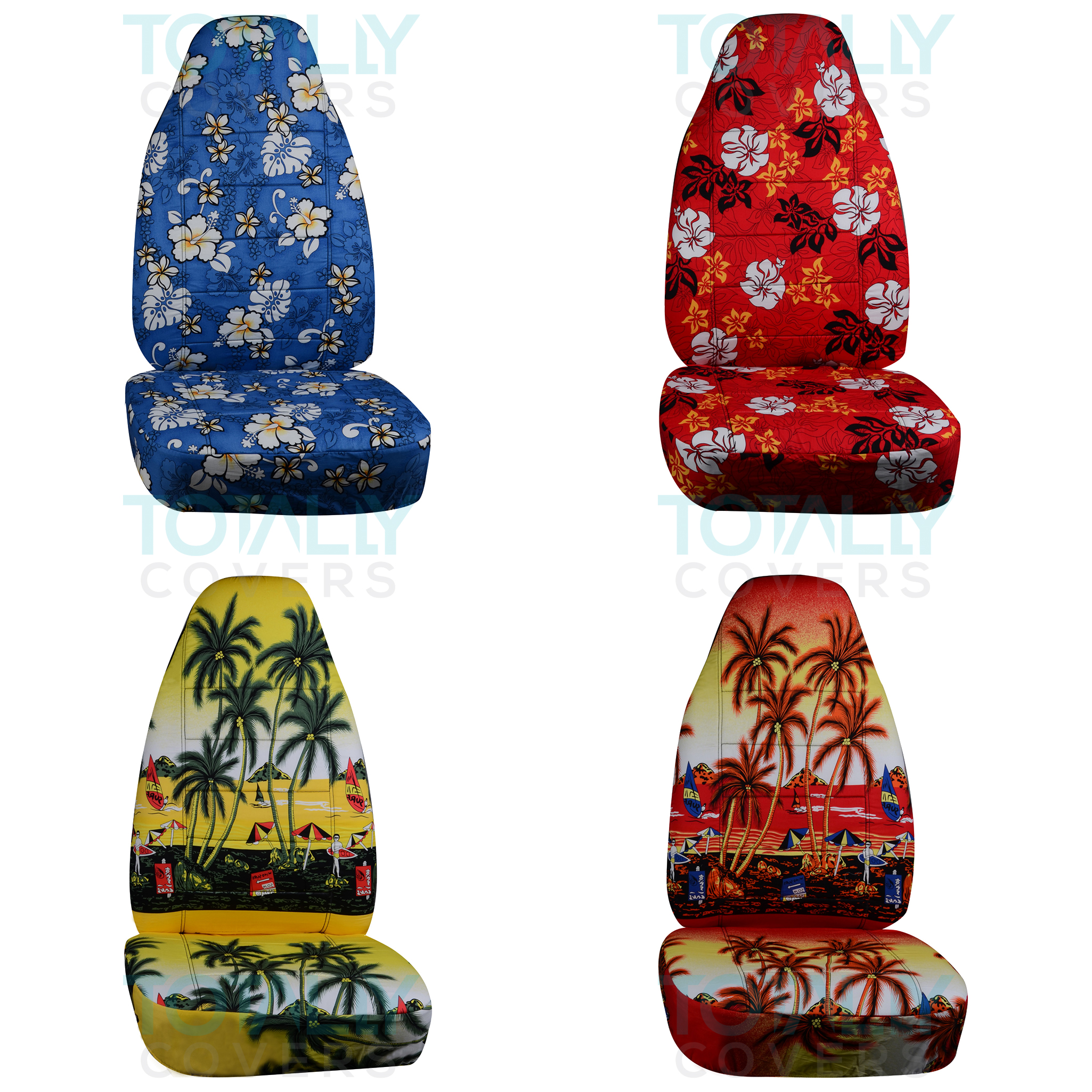 seat covers hawaiian seat covers. Black Bedroom Furniture Sets. Home Design Ideas