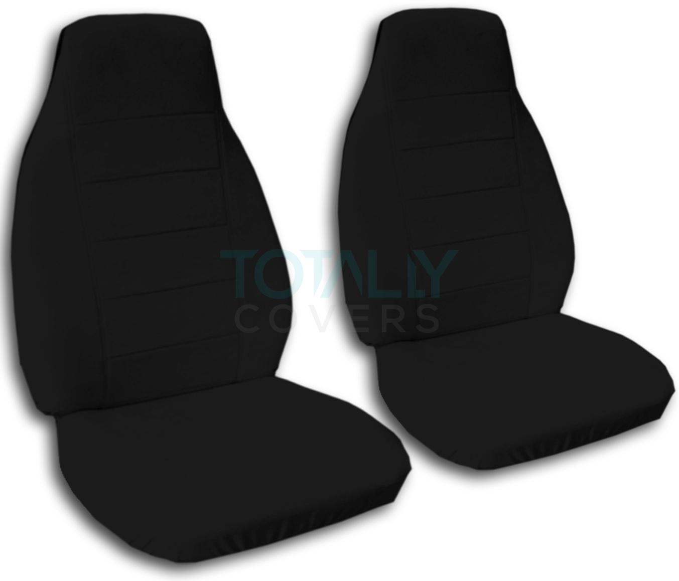 Black Car Seat Covers