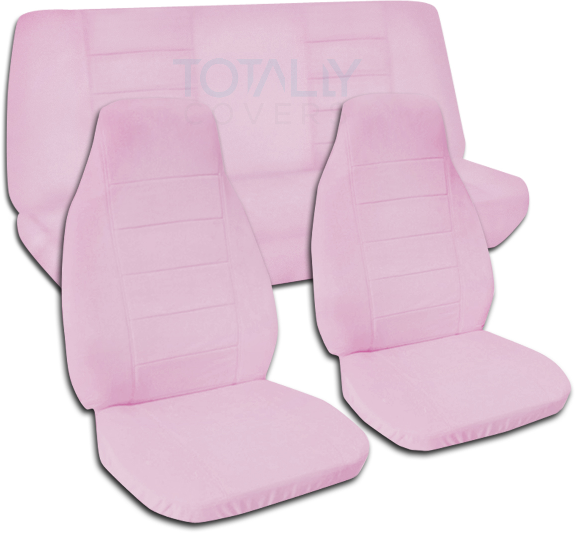Pink And Camo Car Seat Covers