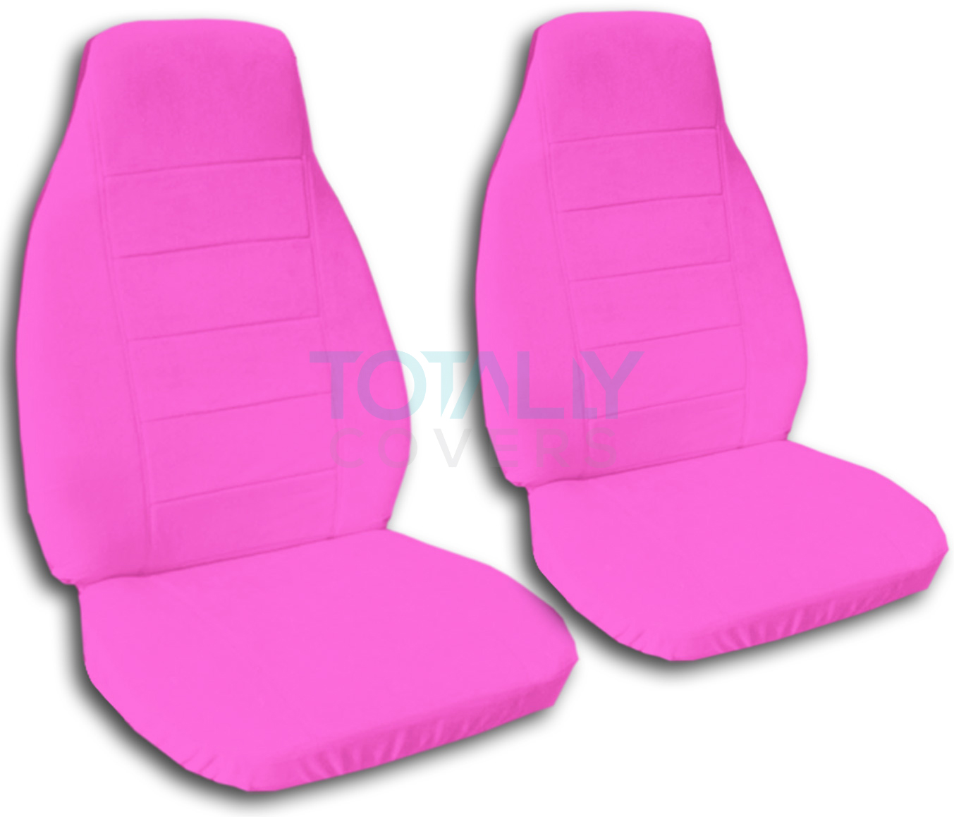 Hot Pink Camo Car Seat Covers