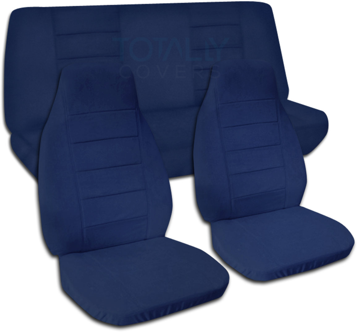 Dark Gray Car Seat Covers