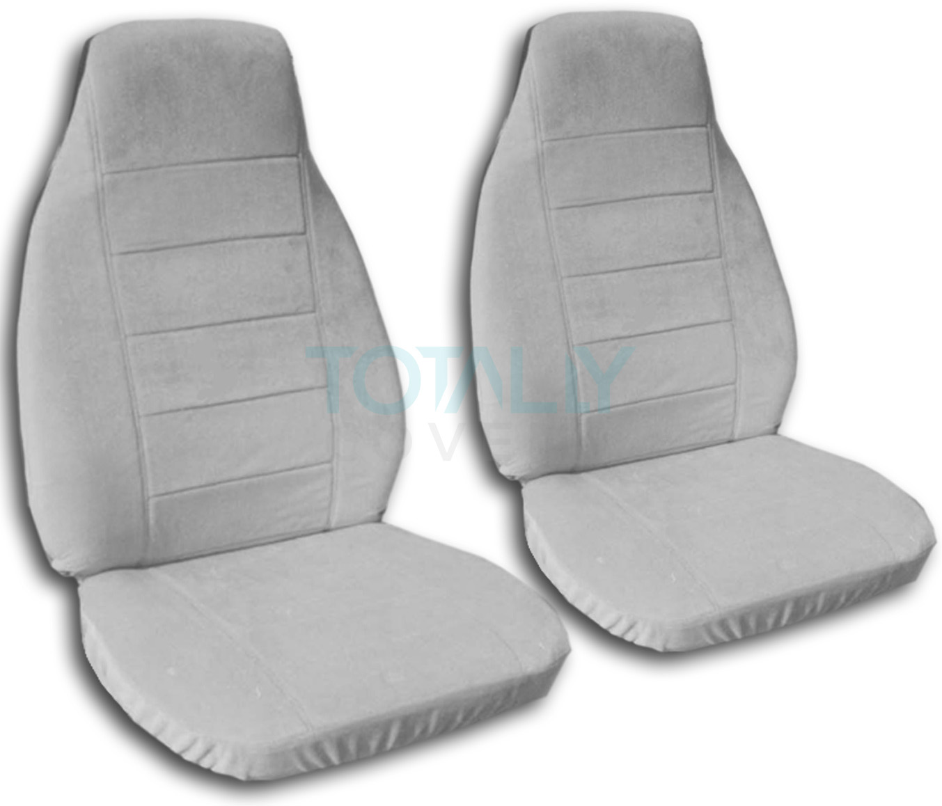 Silver Car Seat Covers
