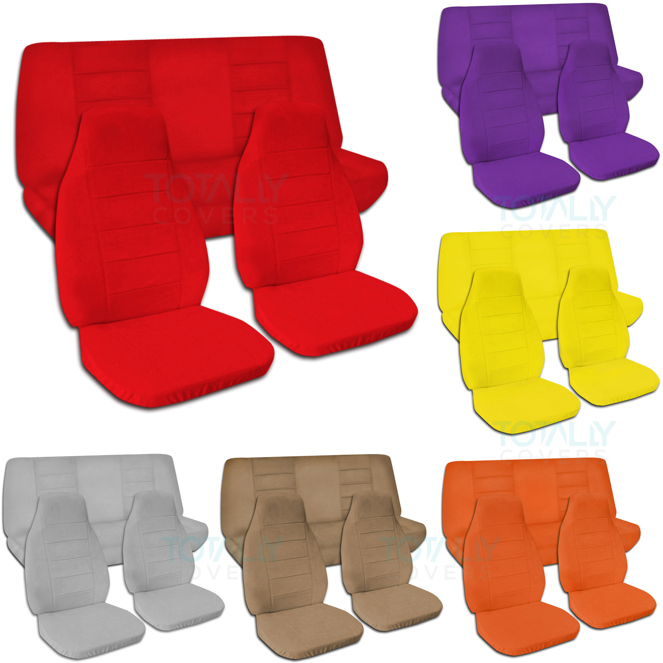 Pics For Gt Red Car Seat Covers