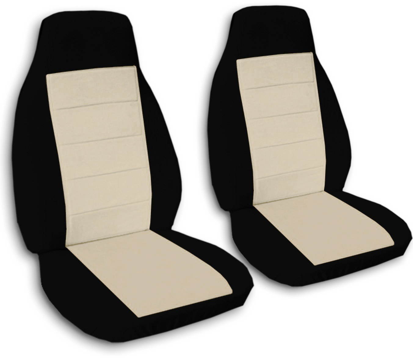 Black Sand Car Seat Covers