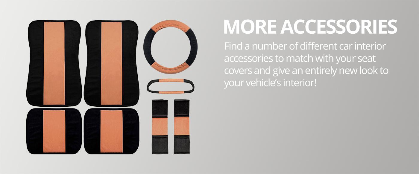 Custom Car Interior Accessories