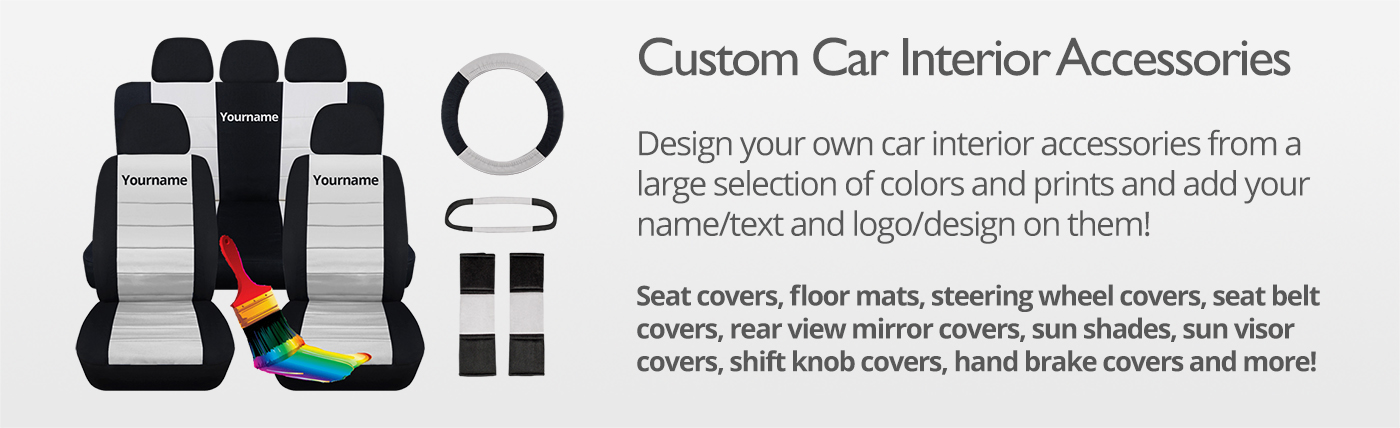 Custom Car Interior Accessories